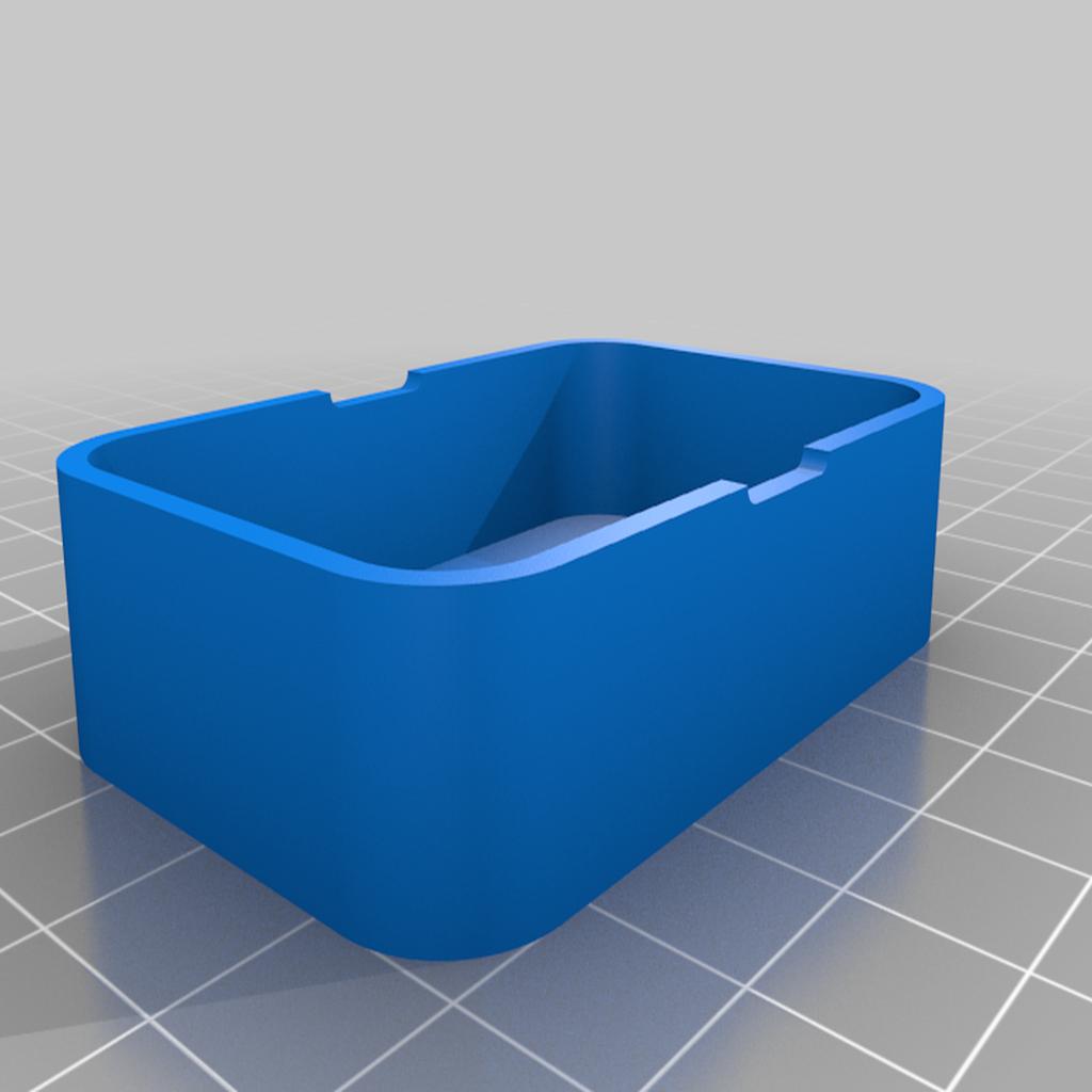Top.png Download free STL file Simple Nozzle Holder • 3D print template, victor_arnaiz