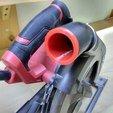 Download free STL file SKIL CIRCULAR SAW VACUUM ADAPTER (30mm) • 3D print object, victor_arnaiz