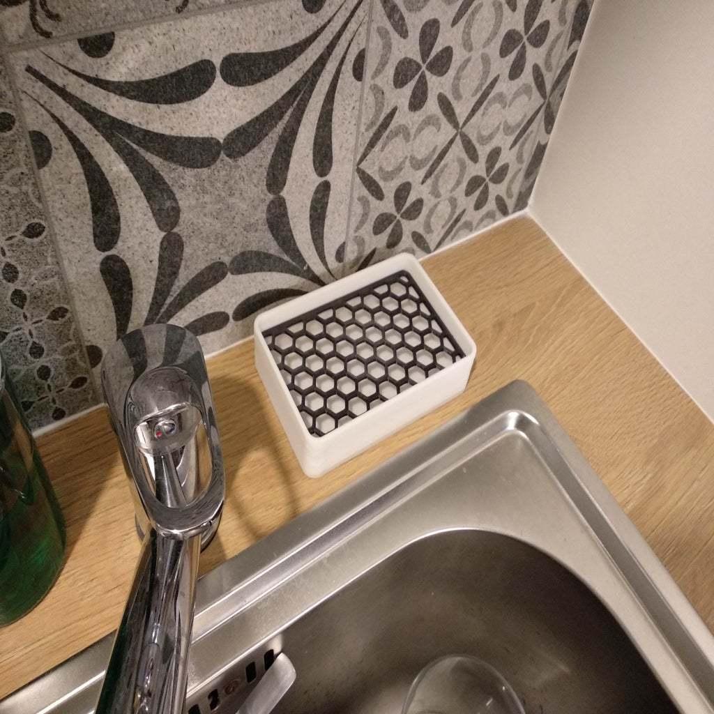 IMG_20191021_070341.jpg Download free STL file Soap / Scoring Pad Holder • 3D printer design, victor_arnaiz