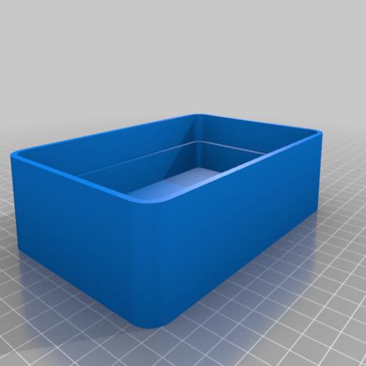 Holder.png Download free STL file Soap / Scoring Pad Holder • 3D printer design, victor_arnaiz