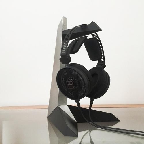 container_tanto-headphone-stand-3d-printing-75705.jpg Télécharger fichier STL gratuit Porte-casque • Plan pour imprimante 3D, marcossierra