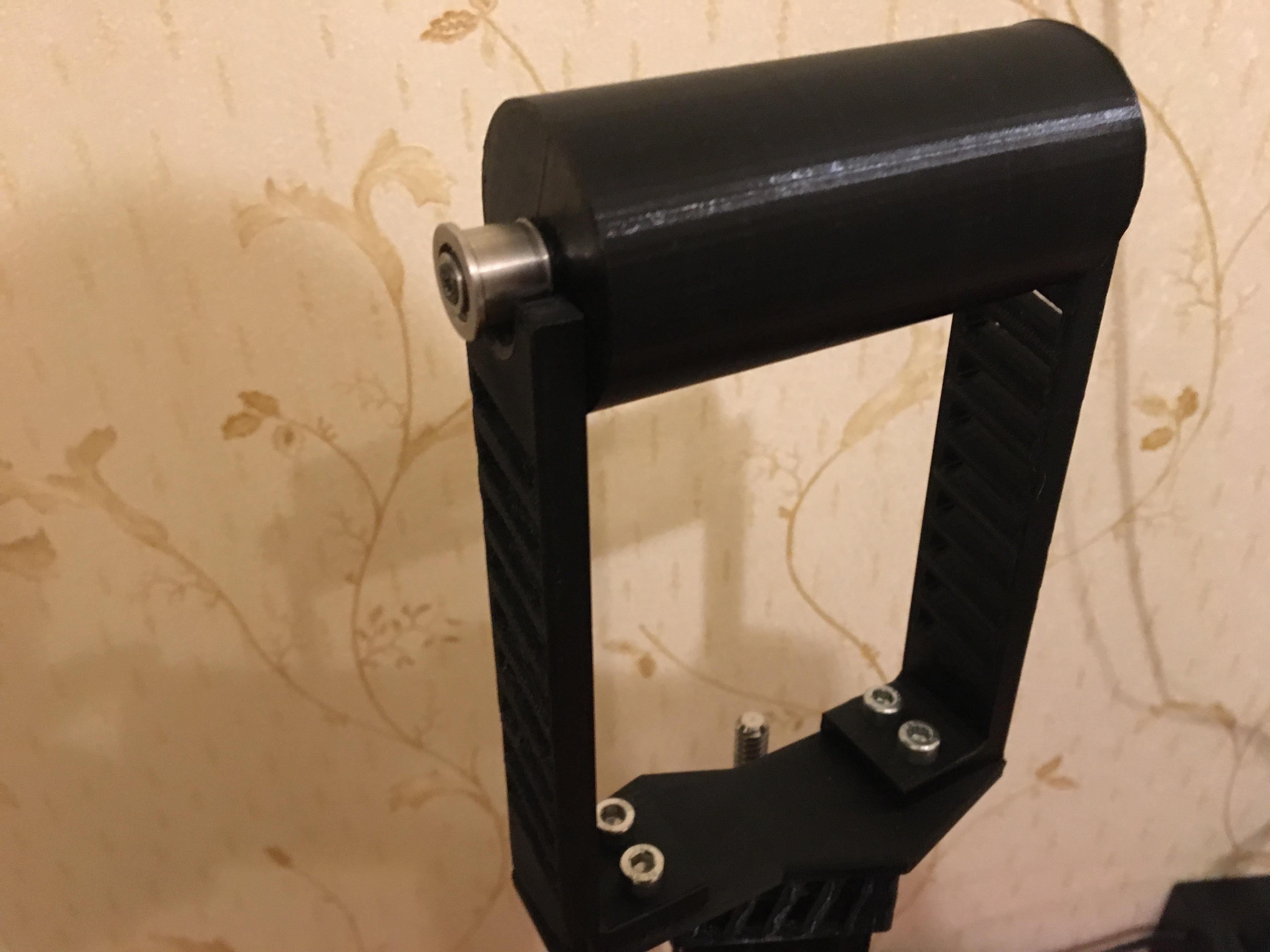 IMG_0766.JPG Download free STL file Filament holder for 4020 structural profiles • 3D print model, drsmyrke