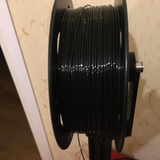 IMG_0765.JPG Download free STL file Filament holder for 4020 structural profiles • 3D print model, drsmyrke