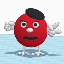 boulli.PNG Télécharger fichier STL gratuit Boulli  • Design à imprimer en 3D, pareinjeanphilippe