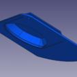 Download free 3D printer designs Geeetech A10 Pro Fan Guard, rubbomber