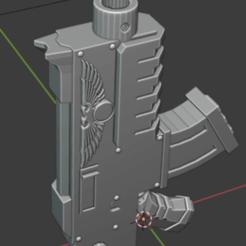 Screenshot_35.png Télécharger fichier STL gratuit Build-a-bolter • Modèle à imprimer en 3D, Daealis