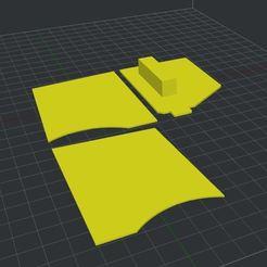 chache reparation pharebmw.JPG Télécharger fichier STL gratuit cache réparation réglage phare bmw serie 5 e39 • Modèle imprimable en 3D, tricotin-AF3D