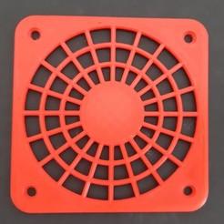 Imprimir en 3D gratis Parrilla de ventilador 80mm, RSergio_projects