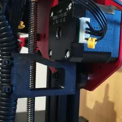 Descargar archivo 3D gratis Soporte de cable para el Alfawise U30, RSergio_projects