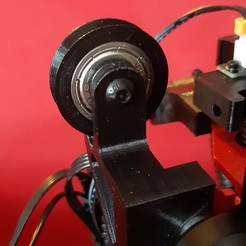 Télécharger objet 3D gratuit Guide du rouleau de filament, RSergio_projects