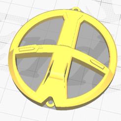 Download free 3D printer designs XP DEUS coil - pendant, ponterus