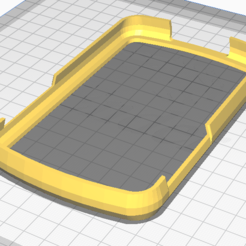001.PNG Download free STL file Minelab Equinox 800 - Display cover • 3D printing design, ponterus