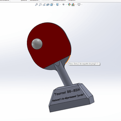 Capture d'écran (75).png Download free GCODE file Funny ping pong trophy • 3D printable design, SimonB