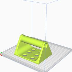 Télécharger modèle 3D gratuit poignée pompe / push up, SimonB