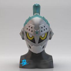 brave 1.jpg Download STL file kamen rider brave • 3D print template, dzackers12
