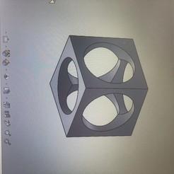 Télécharger STL gratuit Cube 3D, bernatavilesriera