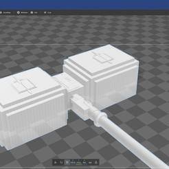 Télécharger fichier 3MF gratuit Le marteau du démon Nemesis • Design à imprimer en 3D, mdelange71