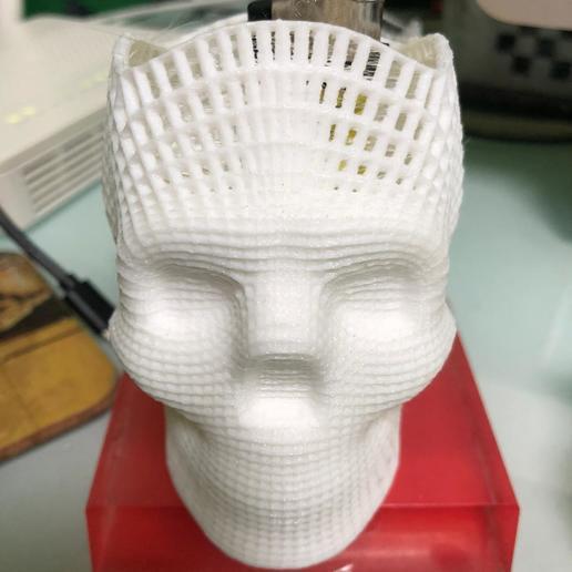 Descargar diseños 3D gratis calavera, manuguardamar