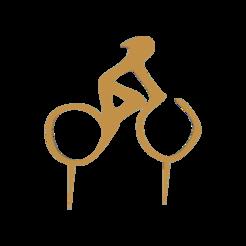 Cake decoration cyclist - uni v3.png Télécharger fichier STL Cakedecoration, Gâteau, décoration, cycliste, sport, vélo • Design à imprimer en 3D, Wientje