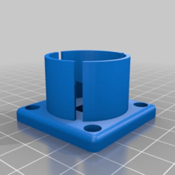 Download free 3D printing models Raspberry Pi Camera Telescope Adapter / Enclosure, morlac