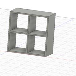 Télécharger fichier STL gratuit meuble commode miniature chambre • Objet imprimable en 3D, albanbris