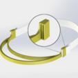 Descargar archivos 3D gratis Visor protector COVID-19, cedricvandendaele2