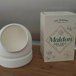 IMG_20210116_124129.jpg Download STL file Maldon sea salt pig • 3D printable design, Bartovak_CZ
