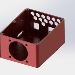 arduinocnc shieldbox1.jpg Télécharger fichier STL ARDUİNO UNO ET CNC SHIELD BOX • Objet imprimable en 3D, sametkinali1989