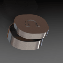 earphone box.png Descargar archivo STL CAJA DE AURICULARES • Plan para la impresión en 3D, sametkinali1989