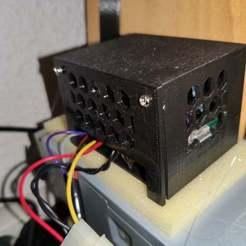 IMG_20201108_171339.jpg Télécharger fichier STL gratuit Boîte pour circuit intégré 80 x 60 - Caja circuito integrado 80 x 60 • Design à imprimer en 3D, maxmafia