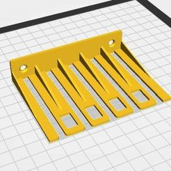 cable organizer.JPG Download STL file Cable organizer • 3D print model, stevenduyck1980