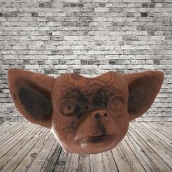 Télécharger fichier STL gratuit Mate Chihuahua Dog • Modèle pour imprimante 3D, covidgato