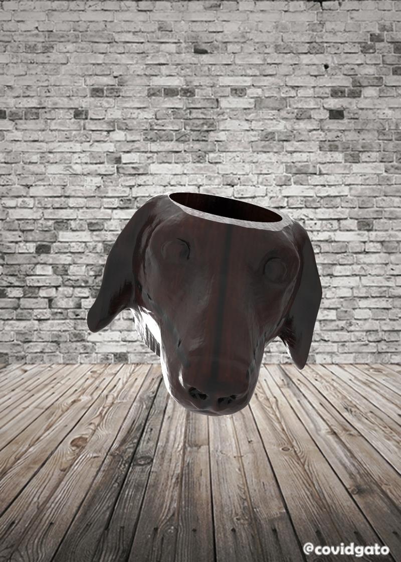 untitled.105.jpg Télécharger fichier STL gratuit Mate Dachshund - Dachshund • Plan pour impression 3D, covidgato