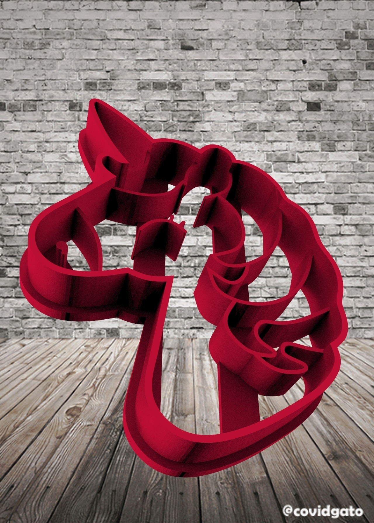 untitled.142.jpg Download free STL file Unicorns - Unicorn • 3D printing template, covidgato