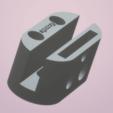 Descargar archivo STL gratis Soporte Para Celular De Pared y Automóvil • Objeto para impresora 3D, Scarola