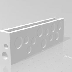 Descargar archivo STL Soporte De Pared Par Celular • Objeto para impresión 3D, Scarola