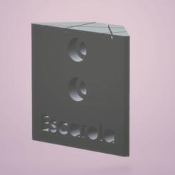 Descargar STL gratis Soporte internacional modular V2., Scarola