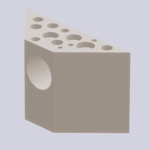Télécharger fichier STL gratuit Soutien-gorge universel pour les produits à base d'endives, Scarola