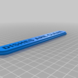 Clean.png Download free STL file Dirty / Clean dishes sign IDEX Printer • 3D printing object, bruceagordon