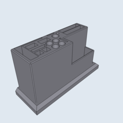 69F5D6BC-DD13-49F3-B7FB-9E8F4FE9404F.png Download free STL file 3D printing tool stand • Template to 3D print, bruceagordon