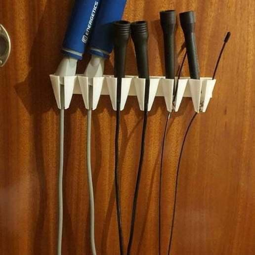 Télécharger fichier STL gratuit Support pour corde à sauter • Design à imprimer en 3D, kostashow