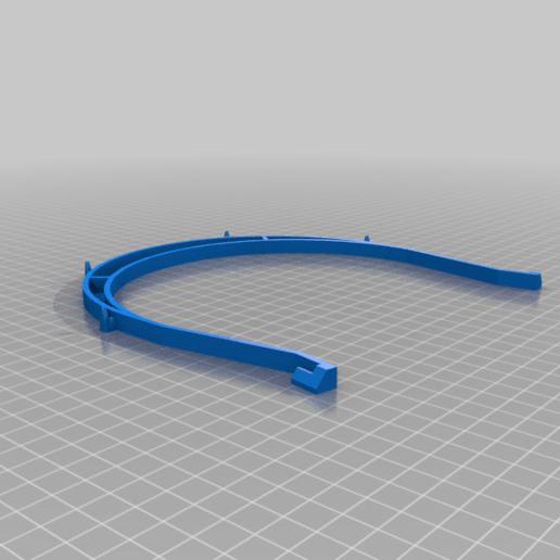 Download free 3D print files Face Shield, chiujason
