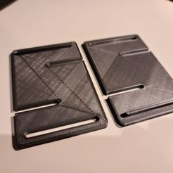 Download free 3D printing files Nesting Phone Stand, chiujason