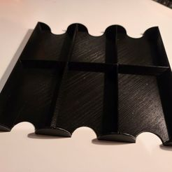 Download free 3D printing files Settlers of Catan Resource Tray, chiujason