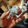 Download 3D printing designs BASE B for PREDATOR AND ALIEN NECA figures, HOT TOYS, FIGMA, EstudioAF1