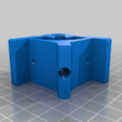 Download free STL file D-Connector • 3D printing template, Dashtech