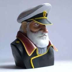 Descargar archivo 3D gratis Capitán Okita, Boro