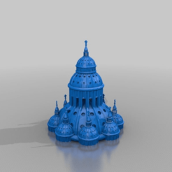Impresiones 3D gratis kuppel, syzguru11