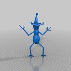 Télécharger fichier STL gratuit ant • Modèle à imprimer en 3D, syzguru11