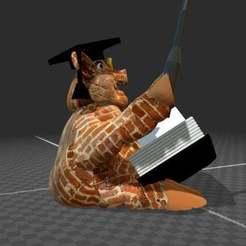fatpicteach1.jpg Download free 3MF file fat pig teach / anoter brick teach - colorprint 3mf file and obj • 3D printing object, syzguru11